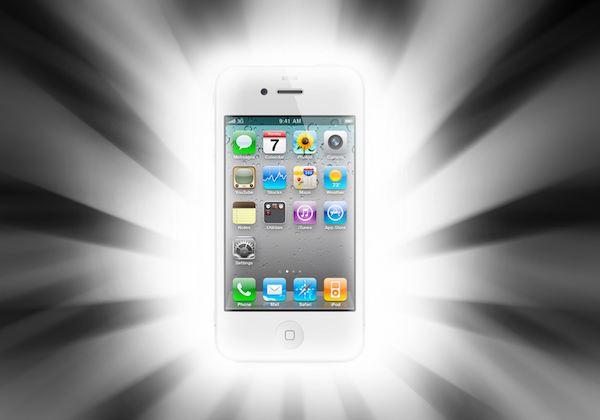 In arrivo l'iPhone 4 Bianco