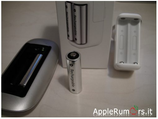 foto Apple Battery Charger