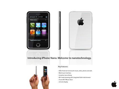 iPhone nano 2011