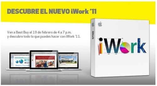 iWork '11 in arrivo a Febbraio
