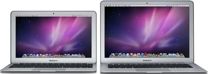 Macbook Air 3G 2011
