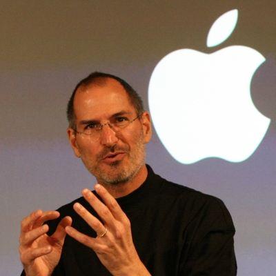 Steve Jobs morto