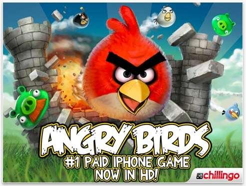 Angry Birds per mac