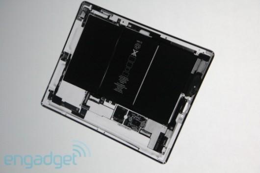 inside ipad 2