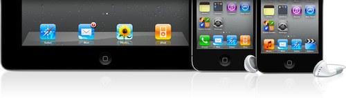 ios 4.3 iphone ipad