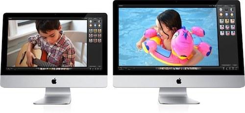 nuovi imac 2011 apple