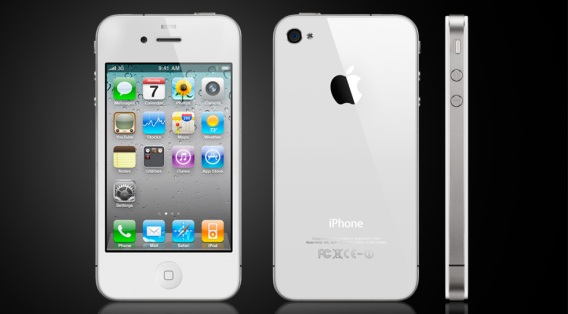 iphone 4 bianco di Apple