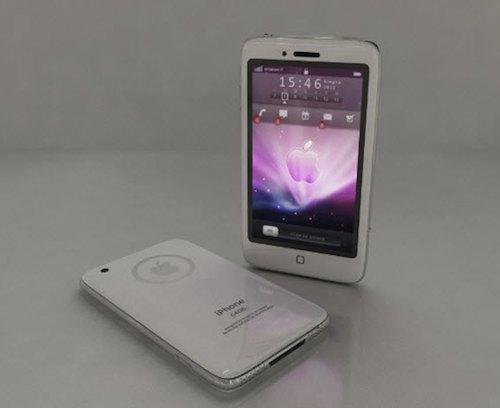 concept iphone 5 A5 processor