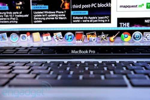 macbook pro 15 pollici 2011