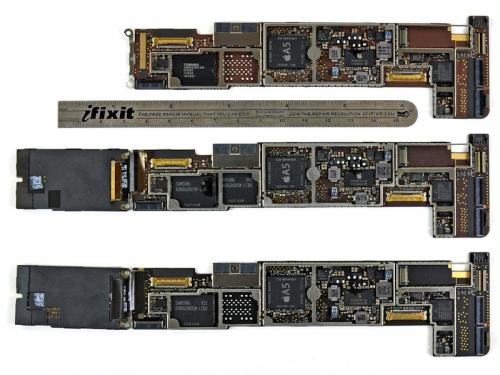 logic board ipad