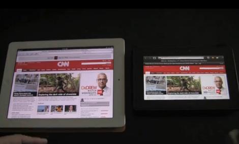 iPad 2 vs playbook