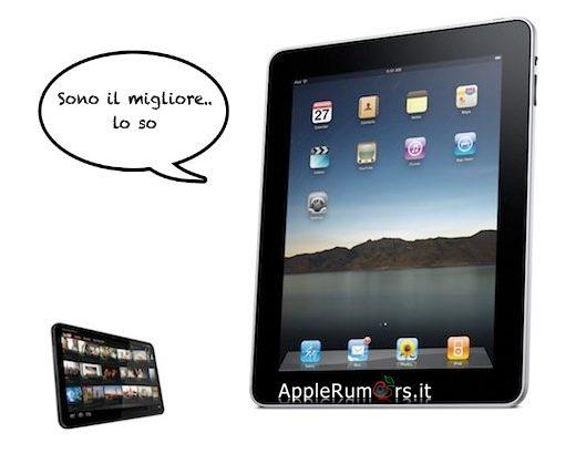ipad miglior tablet
