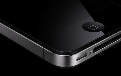 iPhone 4 nero