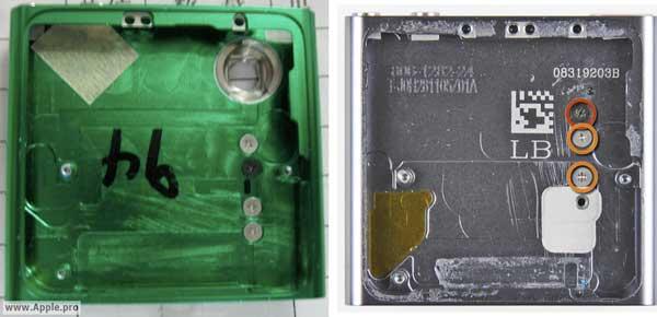 ipod nano 2011 con fotocamera