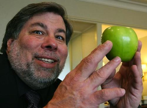 Steve Wozniak in apple