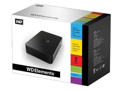 Western Digital da 2 TB