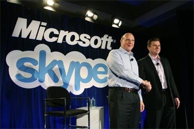 skype microsoft