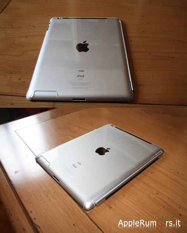 crystal cover ipad