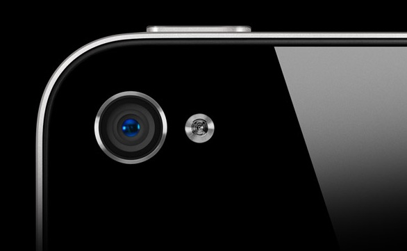 fotocamera iphone 4