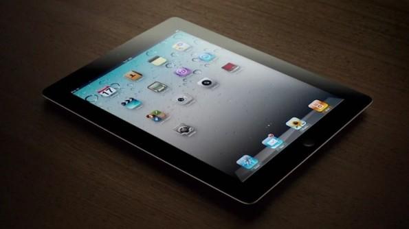 spot pubblicitario iPad