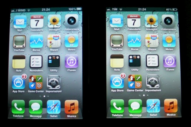 iOS 5 su iPhone 3Gs e iPhone 4