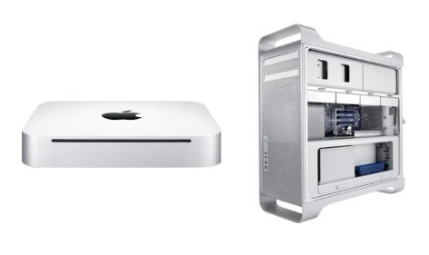 mac mini vs mac pro
