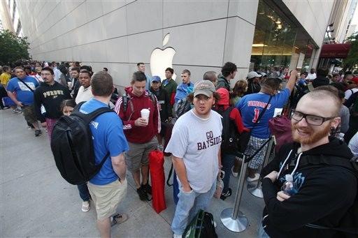 apple store iphone 5 fila