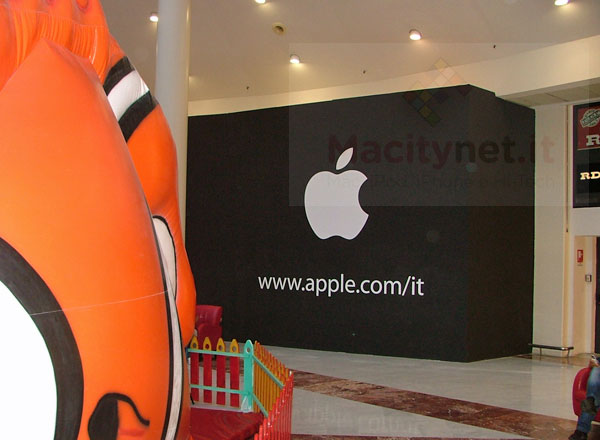 Apple Store i Gigli di Firenze