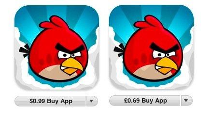prezzi angry birds