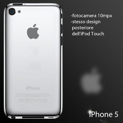 immagine iphone 5