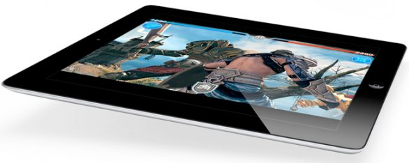 ipad 2 di apple