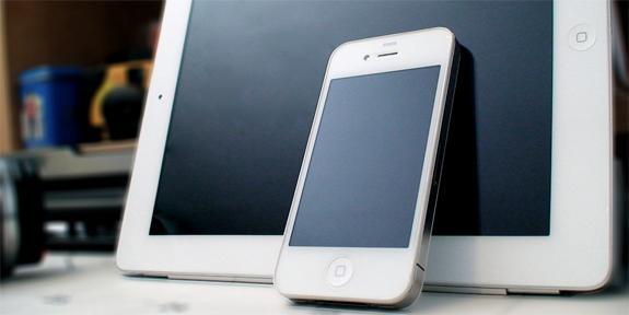 iphone 4 e ipad 2