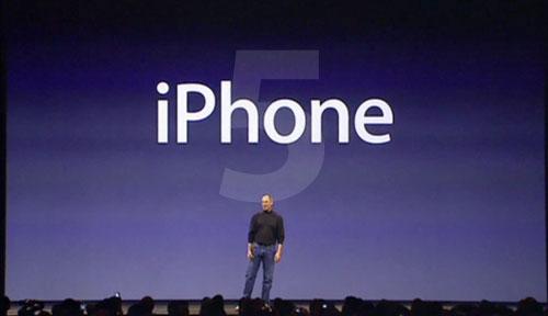 iPhone 5 al WWDC 2011