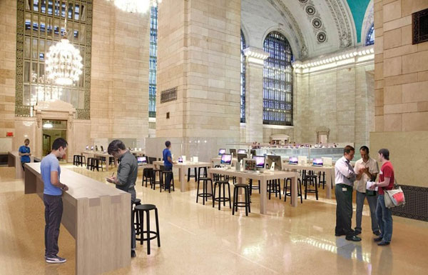 Apple Store al Grand Central Terminal di New York