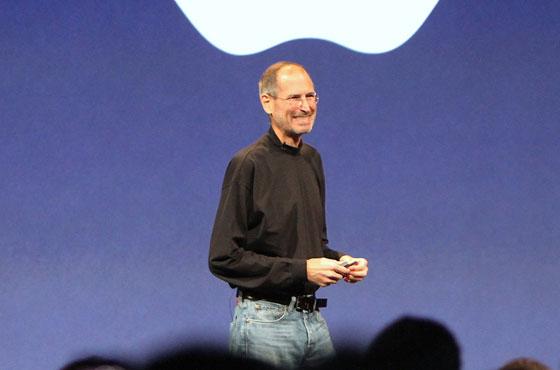 Steve jobs no CEO