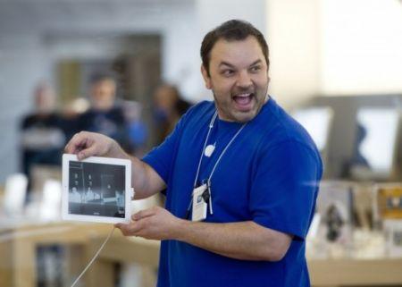 dipendente Apple iPad 2