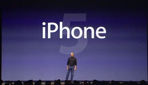 presentazione iphone 5 steve jobs