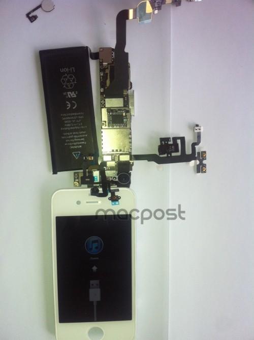 componenti iPhone 4s