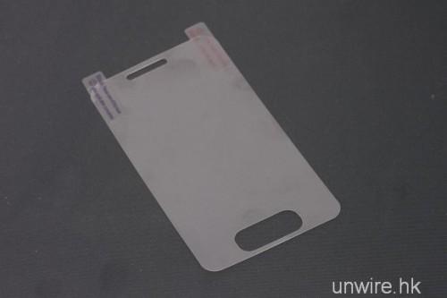 pellicola iPhone 5