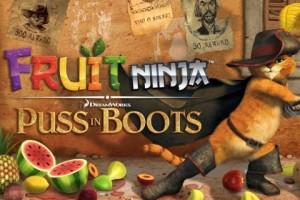 Fruit ninja puss in boots