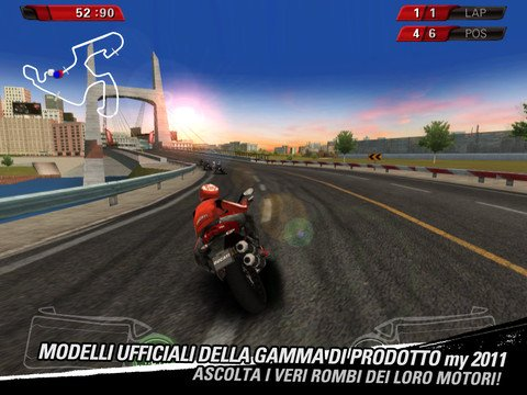 Challenge Ducati HD
