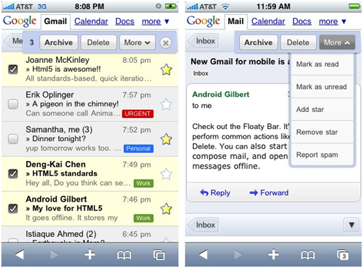 gmail app ufficiale