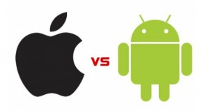 apple contro google