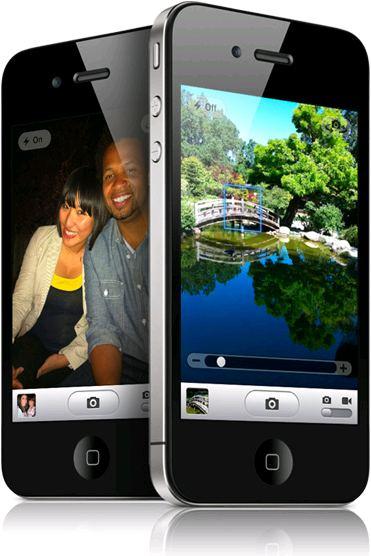 iPhone 4S Mela