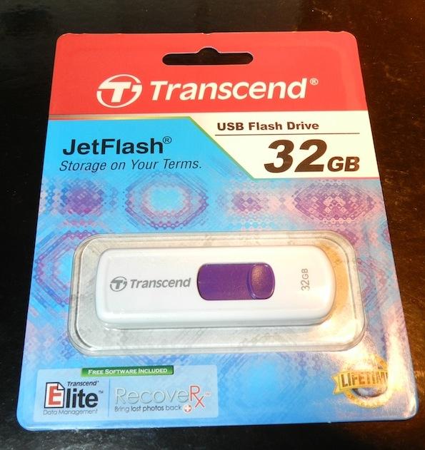 transcend jetflash