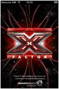 app x factor apple