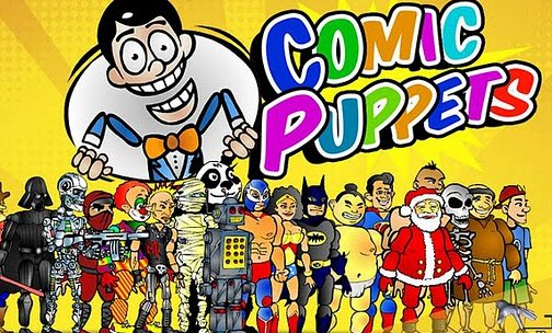 app comic puppets appstore