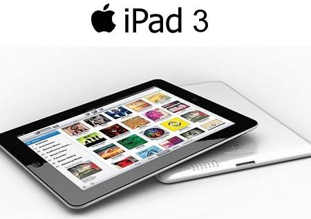 nuovo iPad 3 16 marzo