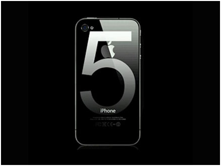 iPhone 5 apple