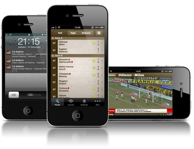 Live Score Addicts app store